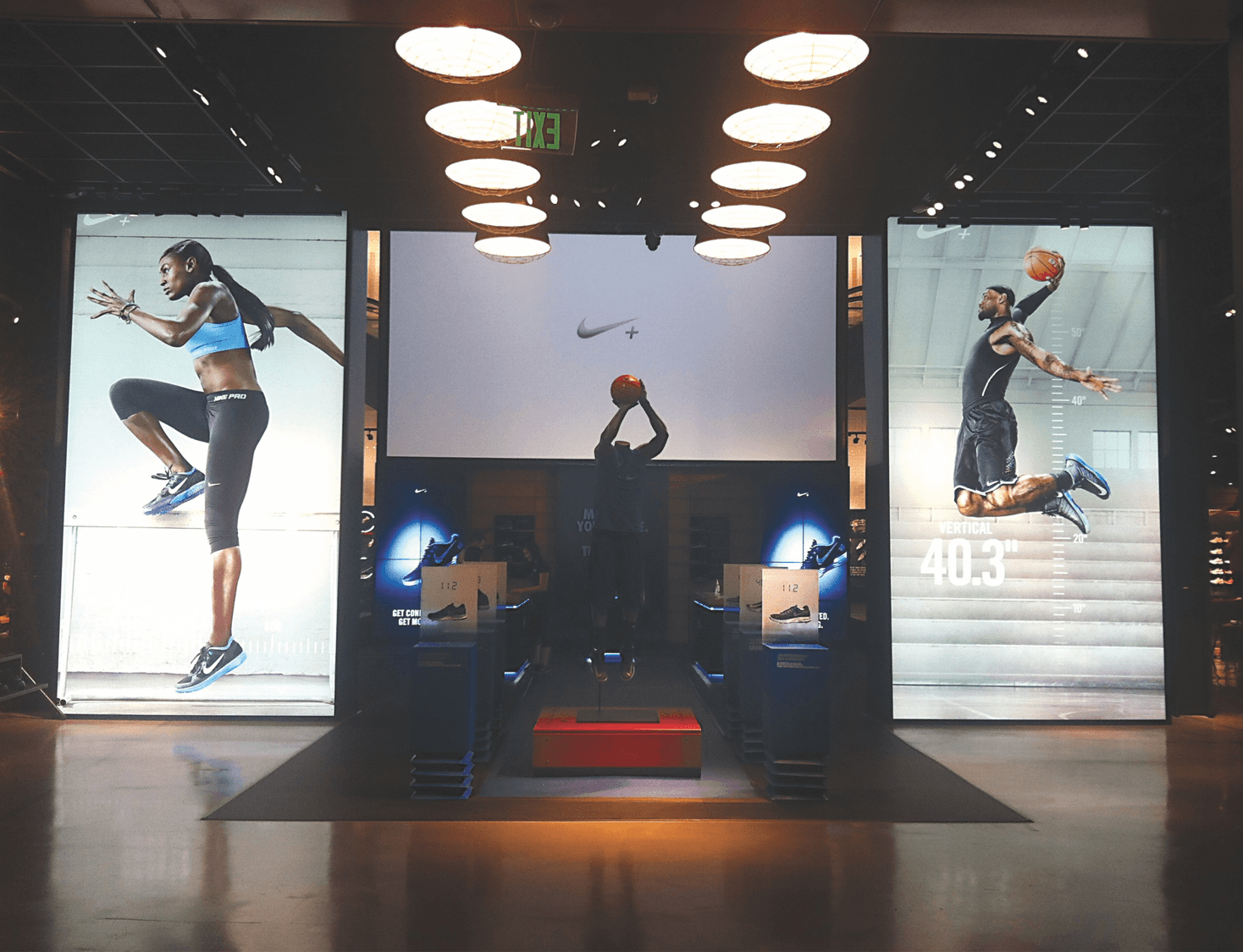 Nike's Innovation Space